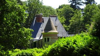 Le chateau de L'orfrasière