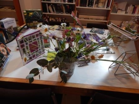 table thématique Le Jardin mai 2014 (6)