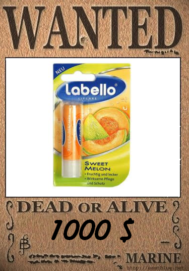 Wanted Labello