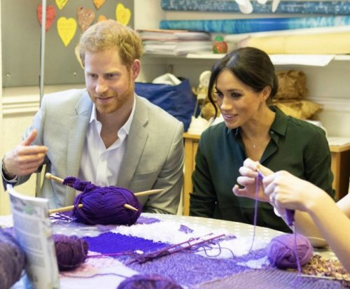Harry et Meghan visitent leur duché de Sussex, le 3 octobre