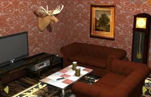Hunters' lounge escape