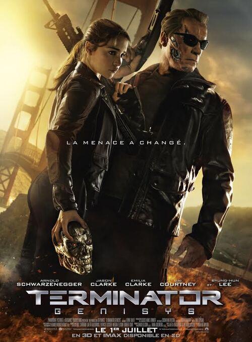 "Bonsoir a l'honneur : "" Terminator Genisys """