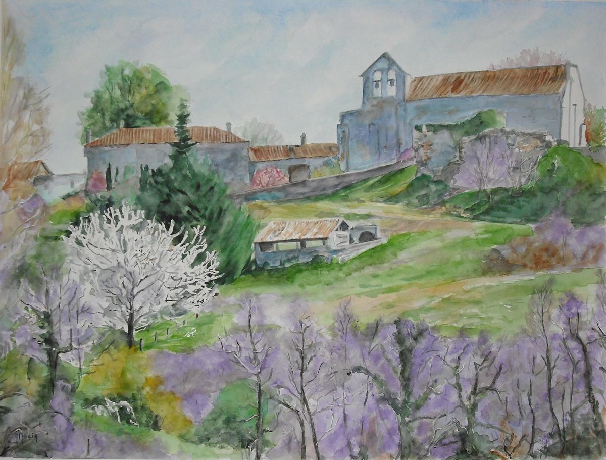 Printemps en Gironde