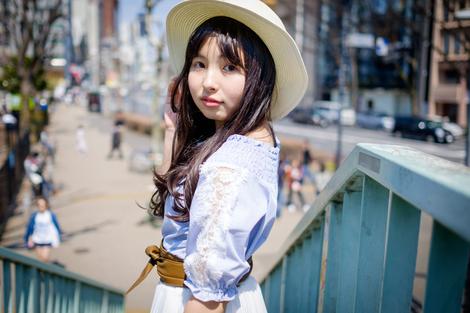 Models Collection : ( [TOKYO IDOL NET] - |2017.04.14| PORTRAIT / Moeka Miura/三浦萌夏 ( GIRL'S HORIZON/ガールズホライズン ) )
