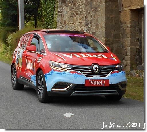 Suite 7 Caravane Tour de France 2015