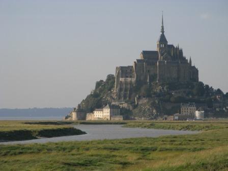 Week end au Mont Saint Michel