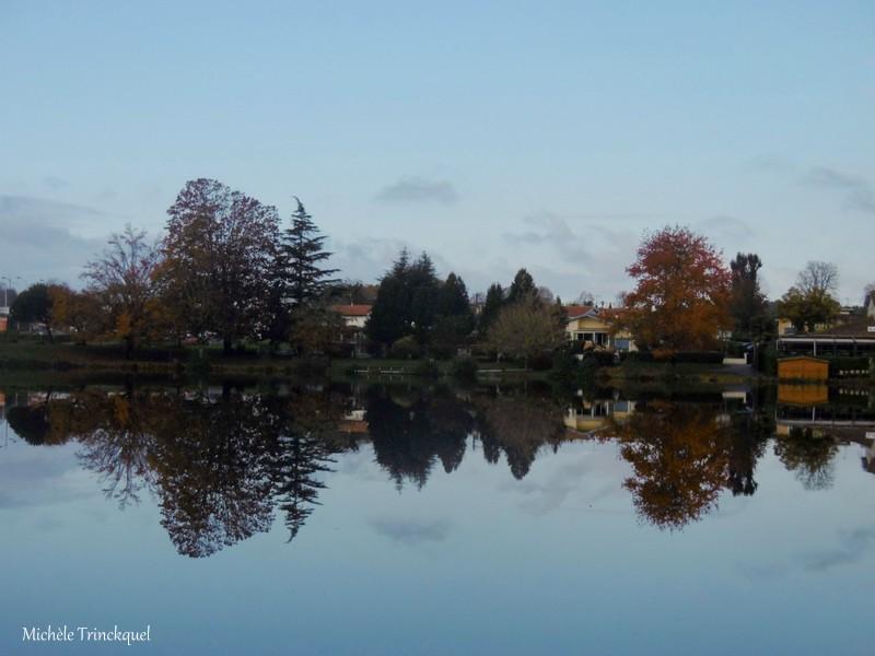 Une balade autour du Lac de Christus à SAINT PAUL LES DAX (40), le 18 novembre....