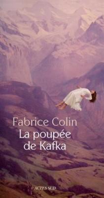 Couverture de La poupée de Kafka