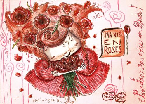Prendre sa vie en roses !