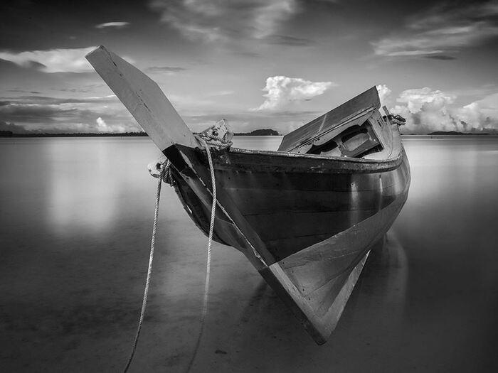 PHOTOGRAPHIES NOIR ET BLANC DE HENGKI KOENTJORO
