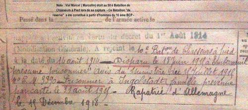 09*1915-Juin : Environ de Luneville: Jolivet, Paroy, Vého, Leintrey