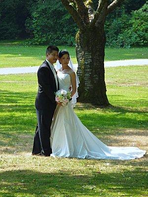 Jour 28 Stanley Park jardins mariés