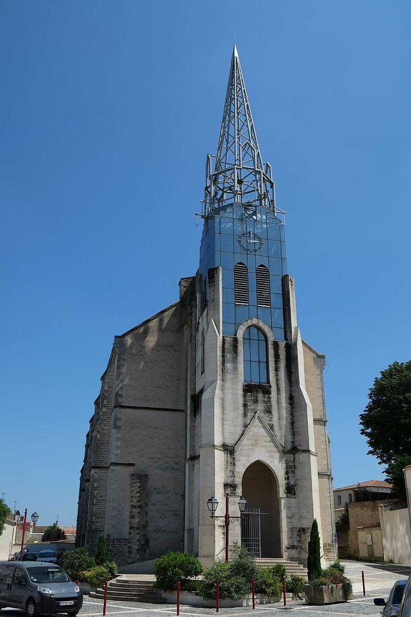 332 - Eglise Notre-Dame de l'Assomption - Marans.jpg