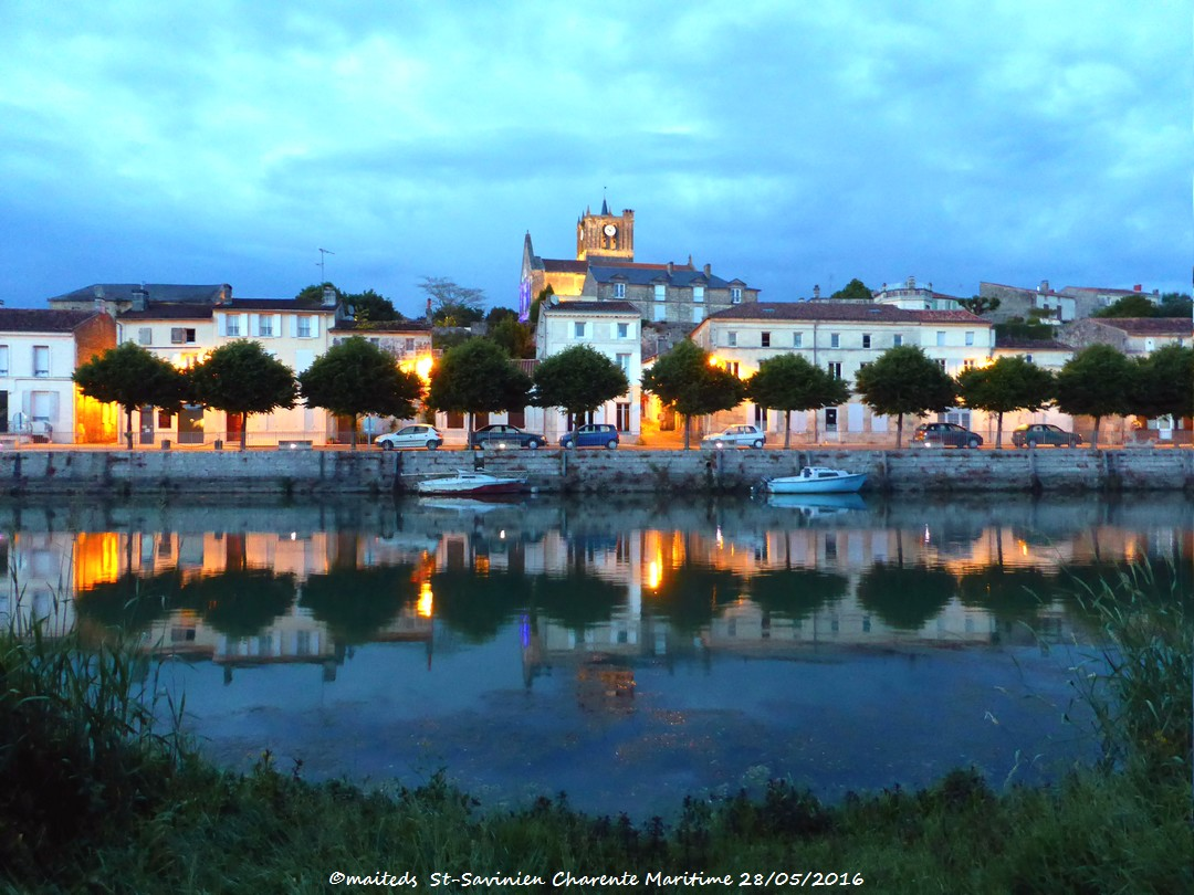 Saint-Savinien - Charente Maritime