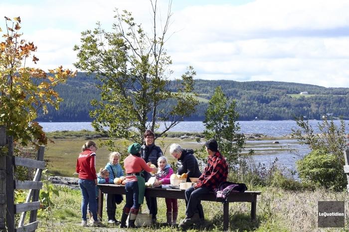 Saguenay-Lac-St-Jean Québec -