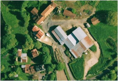 Le prieuré de St-Benoist....