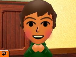 Mes personnages principaux de Tomodachi