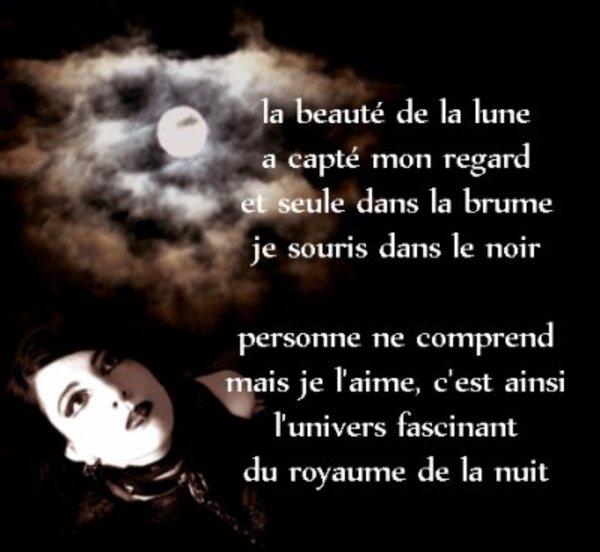 poèmes gothiques en images