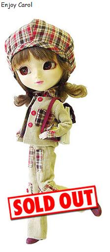 Pullip Enjoy Carol