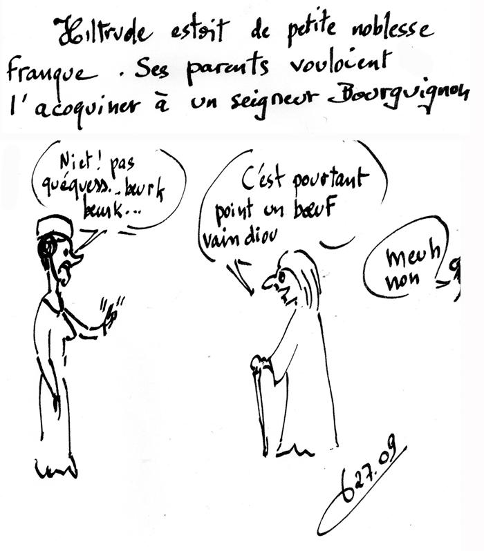 Sainte Hiltrude