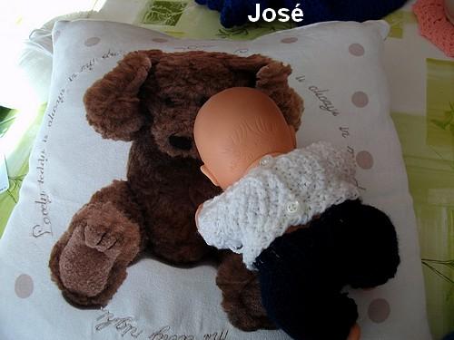 José n'a pas grandi !
