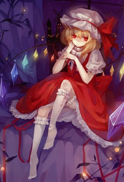 Scarlet Flandre 01