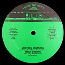 Mack Brown - Mystery Mistress