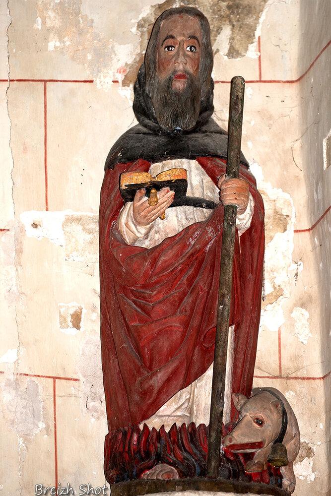 Saint-Antoine - Notre-Dame des Cieux - HUELGOAT