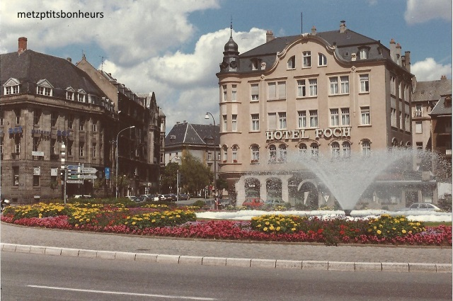 Metz ville fleurie!
