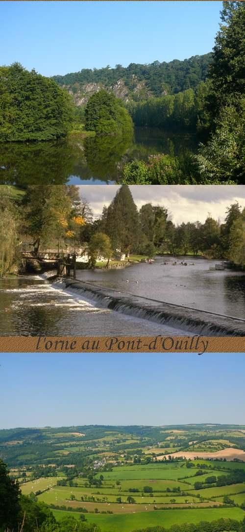 Circuit Touristique : Buttes et Vallées de la Suisse Normande