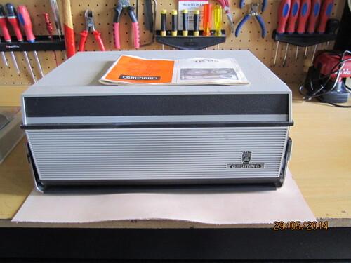 Magnétophone Grundig TK 145