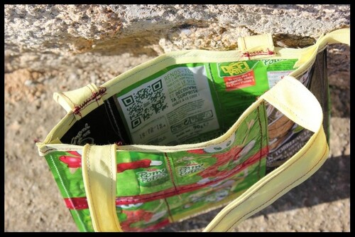 Sacs recyclés