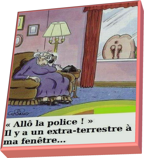 Allô la police..!(Humour)