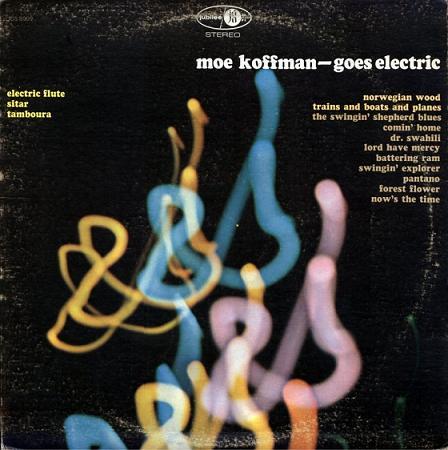 Moe Koffman - Comin' Home Baby