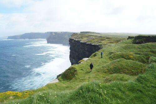 Vie antérieure liée à l'Irlande