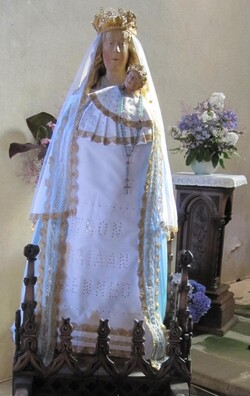 La fête de Marie