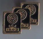 Pin's RCT, commémoratif des 3 Boucliers de Brennus  (17)