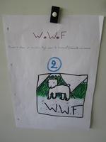 """Nouveau logo """"WWF"""" Proclamation des résultats"""