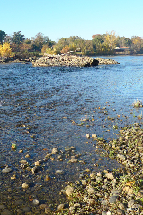 Portet 31: bord de Garonne