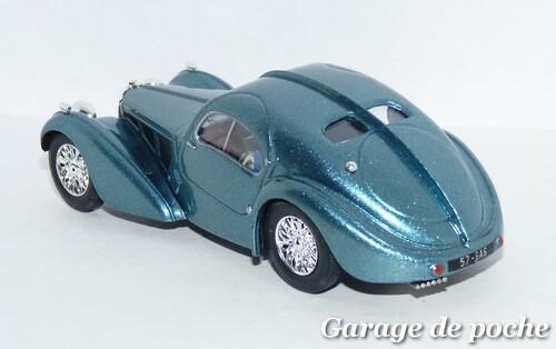 Bugatti 57 SC Atlantic 1935
