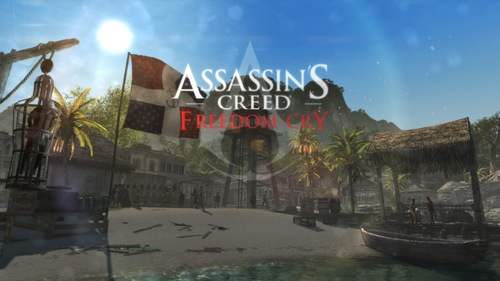 Assassin's Creed : Black Flag - Freedom Cry