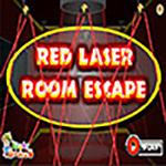 Red Laser Room Escape