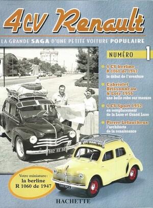 4cv Type R 1060 - 1947