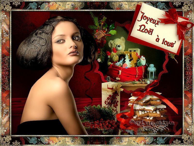 Cadre  Noël 37