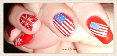 Américan - English
