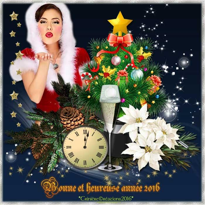 ♥ Vos superbes cadeaux du Nouvel An ♥