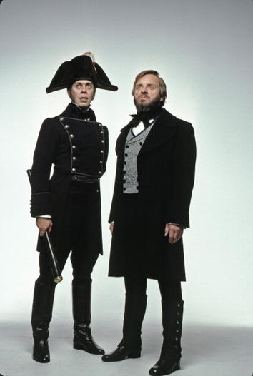 Javert/Mann  Valjean/Wilkinson 1987