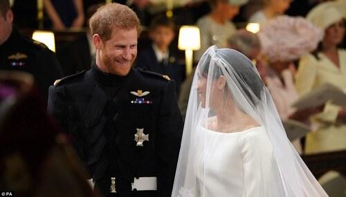 Mariage Harry - Meghan 1