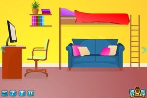 Jouer à Wow room escape