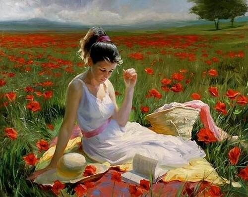 peintre Vladimir Volegov